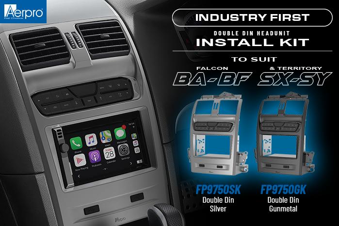 Featured item - Falcon BA/BF & Territory SX/SY Install Kits