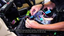 Embedded thumbnail for Landrover Install Video